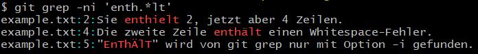 git grep